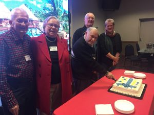 Dural Probus Club turned 8 recently